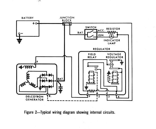 [DIAGRAM_5UK]  Voltage regulator - Studebaker Drivers Club Forum | Delco Remy Regulator Wiring Schematic |  | Studebaker Forums - Studebaker Drivers Club