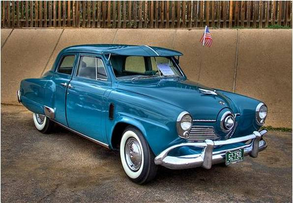 51 Studebaker Wiring Diagram - Wiring Diagram Networks